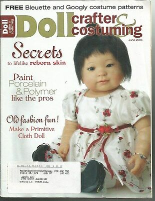 doll crafter & costuming magazine