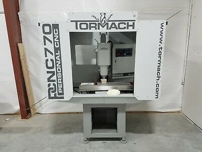 Tormach PCNC 770 Mill - Fully Enclosed - Brand New - Never Used
