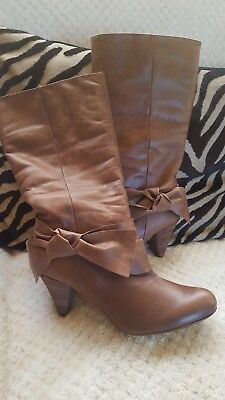 Top shop Boots Size 3 Bn