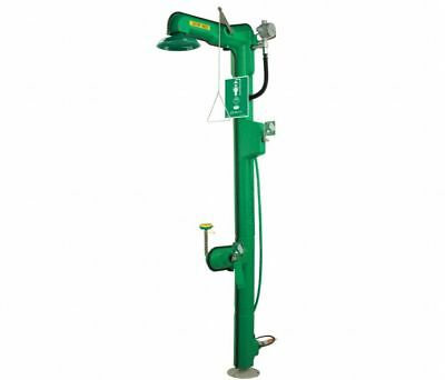 Haws  8317Ctfp Heat Traced Shower With Eye/face Wash Freeze Resistant 16D405 New