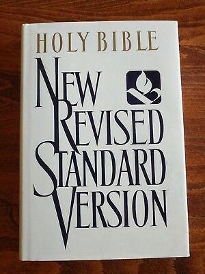 Oxford new revised standard version nrsv bible 9814a apocrypha the holy bible oxford press nrsv new revised standard version 1989 hardcover dj fandeluxe Choice Image