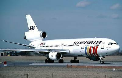 SAS Scandinavian Airlines DC-10-30  1/200 - *** SALE ***