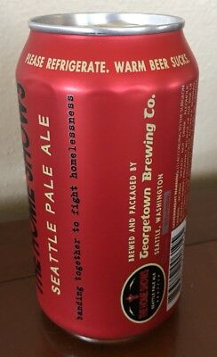 Pearl Jam The Home Shows 2018 Collector Can Beer Georgetown