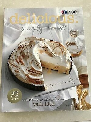 COOK BOOK - Delicious. Simply The Best by Valli Little (Paperback, 2011)