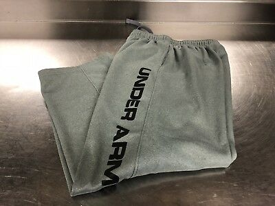 Under Armour Storm Gray Pants Size-Ymd  Pre-Owned