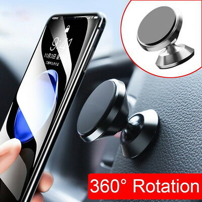 360° Universal Magnet Dashboard Car Mount Stand Holder For Cell Phone GPS Holder