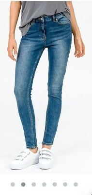 Camilla and Marc Stevie Skinny Jeans, Faded Indigo, Size 26