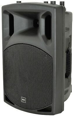 12 inch 30CM 400W Powerful Active Speaker Loud Digital Sound System PA SD/USB