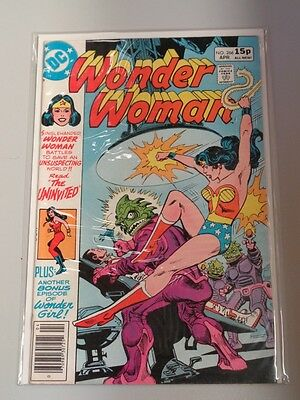 Wonder Woman #266 Dc Comics April 1980