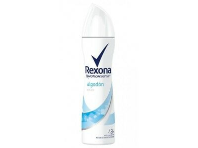 Rexona Deospray Cotton Dry para Mujer 150ml
