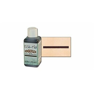 Tandy Leather Eco-flo Edgeflex Edge Paint 8.5 Fl. Oz. (250ml) Dk. Bordeaux