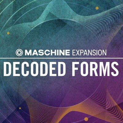 Maschine Expansion Decoded Forms Native Instruments