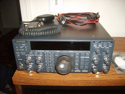 Kenwood HF Transceiver TS-870S Excellent Condition