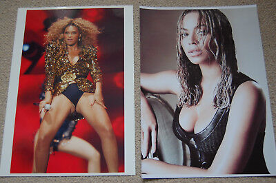 Clearance Beyonce Knowles 2 stockings nudes A4 12x8 glossy photos t