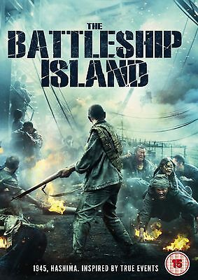 The Battleship Island [DVD] *New and Sealed*