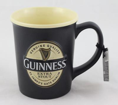 Black Guinness Official Merchandise Mug