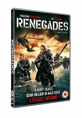 Renegades [DVD] *New and Sealed*