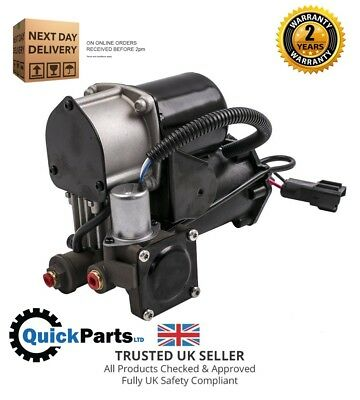 Land Rover Discovery 3 Air Suspension Compressor Pump Hitachi Type - LR023964
