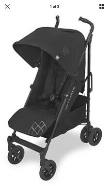 Maclaren Techno XT Black Umbrella Single Seat Stroller