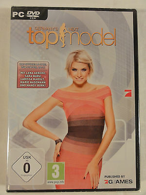 Germany's next Topmodel 2011  NEU-OVP