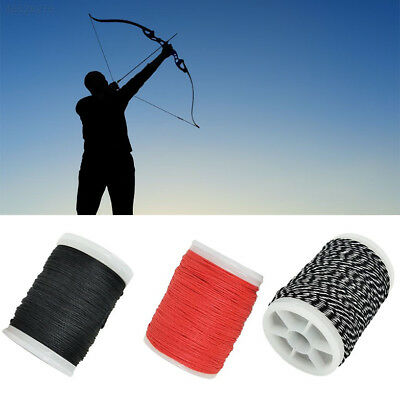 93A2 Archery Bowstring Bow String Twine Line Cord Serving Thread Spool 120M