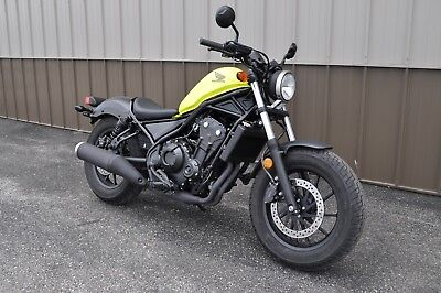 2017 Honda Rebel  2017 Honda CMX500 Rebel Well Maintained Excellent Condition 1,043 Miles
