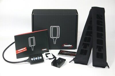 Schroth Upholstery DTE Pedalbox 3s Audi A4 8ed B7 162kw 06 2005-06 2008 2.0 TFSI