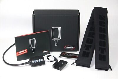 Schroth Upholstery DTE Pedalbox 3s Audi A6 140kw 04/2015- 2.0 Tdi Quattro