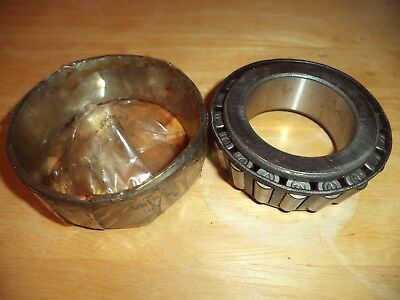 L&S Tapered Roller Bearing & Cup, M201047 & M201011