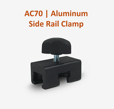 AC70 | New Aluminum Side Rail Socket/Clamp for Surgical Table Accessories
