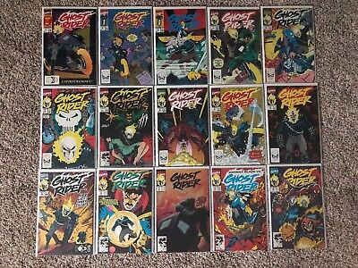 Ghost Rider #1-35 (May 1990, Marvel) 30 Issue Lot