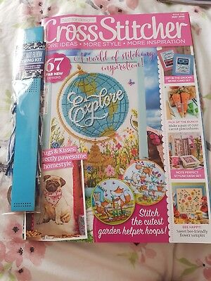 Cross stitcher magazine 330
