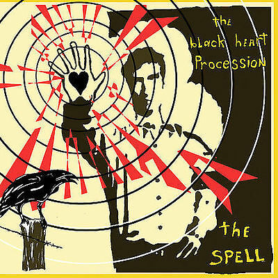 The Black Heart Procession - The Spell Used - Very Good Cd