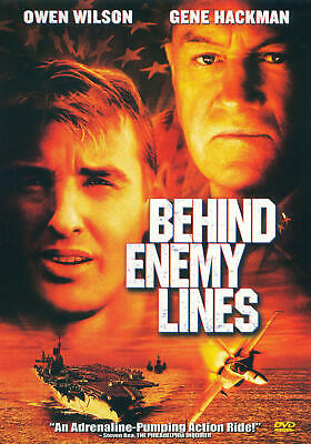 Behind Enemy Lines (DVD, 2005)