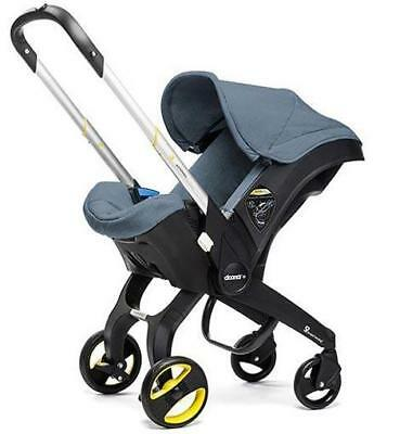 NEW Doona Infant Car Seat & Latch Base – Marine NEW COLOR, FREE SHIPPING!