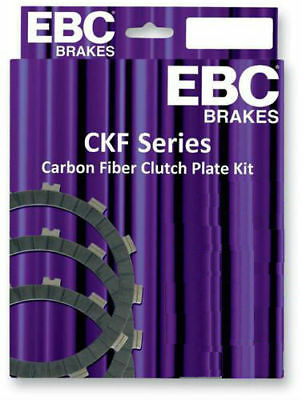 EBC CKF Carbon Fiber Clutch Kit Fits 00-13 Kawasaki KX65