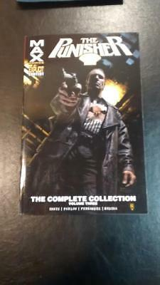 The Punisher Max The Complete Collection Volume 3 TPB Garth Ennis Marvel Comics