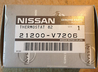 1999 TO 2002 Nissan Quest (With 3.3L V6) Genuine Factory OEM Thermostat Assembly