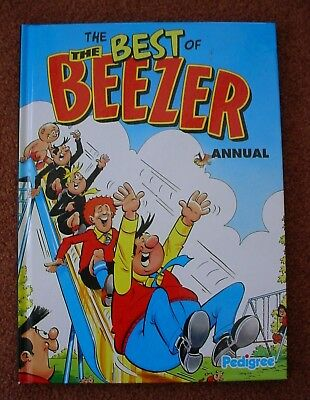 The Best Of The Beezer Annual Hardcover Book New Very Slight Damage