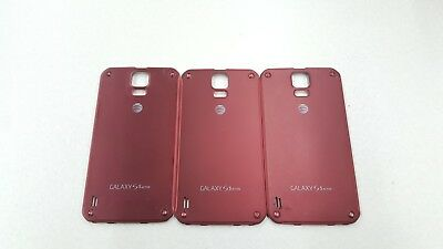 low priced 73183 cc5d3 LOF OF OEM Samsung Galaxy S5 active G870 G870A Battery Door Back Cover X3  X5 X10