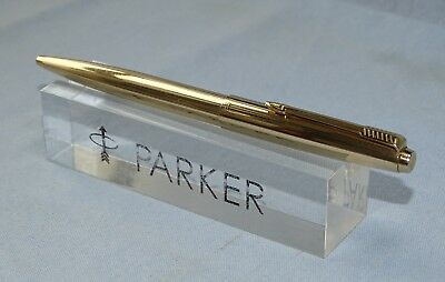 Parker 45 Gold Filled Insignia / Imperial  Ball Pen.