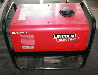 Lincoln Electric Outback 145 Welder/generator K2707-2 Gas (E16204-1 Jooo)