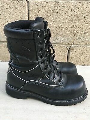 Thorogood Hellfire 6379 Wildland lace up Firefighter Boots Mens 6 Women's 8