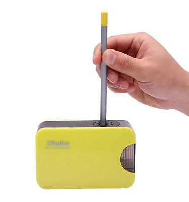 Ohuhu Office Supply Electric Pencil Sharpener Battery USB Powered