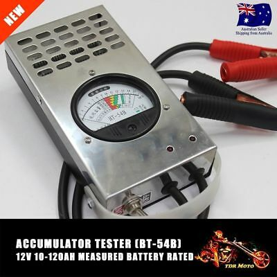 BATTERY AH LOAD TESTER - NEW 12V Volt | Car Truck Boat Bike 100 Amp Heavy Duty