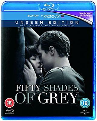 Cinquante Nuances de Grey : The Unseen Edition[Blu-Ray] [2015 ], DVD |