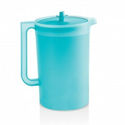 Tupperware NEW summer jam classic sheer pitcher tropical water 1 gallon