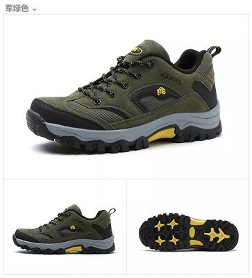 Mens Outdoor Casual Sports Running Hiking Breathable Shoes Athletic Sneakers
