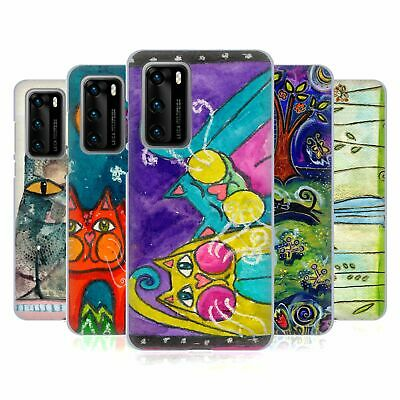 Official Wyanne Cat Soft Gel Case For Huawei Phones