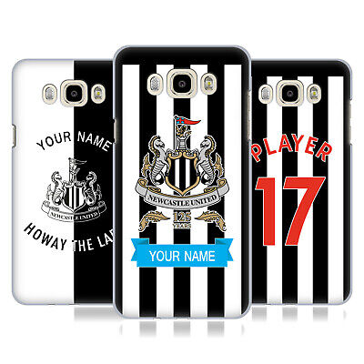 Custom Personalised Newcastle United Fc Nufc 2017/18 Case For Samsung Phones 3